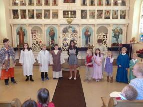 St. Nicholas Play