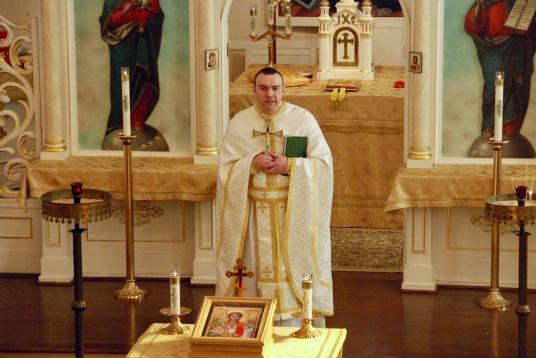 Fr. Andriy Kovach