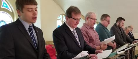 Ordination-Choir
